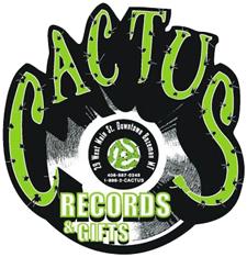 Cactus Records Logo