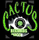Cactus Records Bozeman Logo