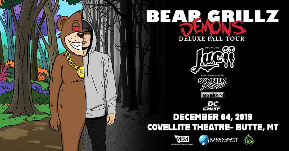 ExpiredBear Grillz at The Covellite Theatre