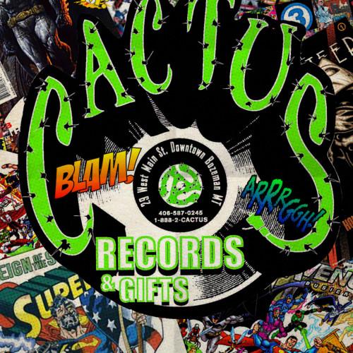Cactus Comics are here!