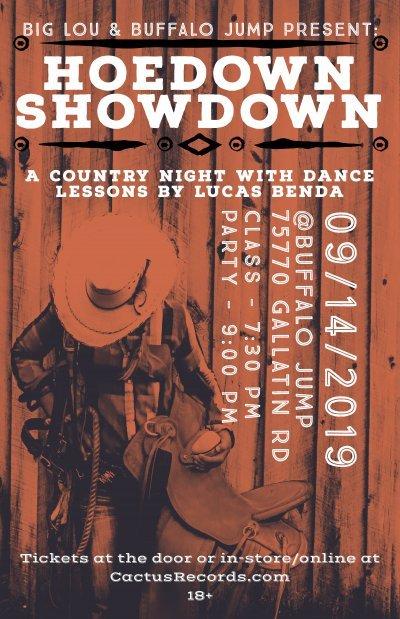 ExpiredHoedown Showdown