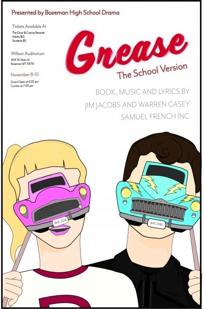 BHS Presents: Grease The Musical: School Edition (SOLD OUT)