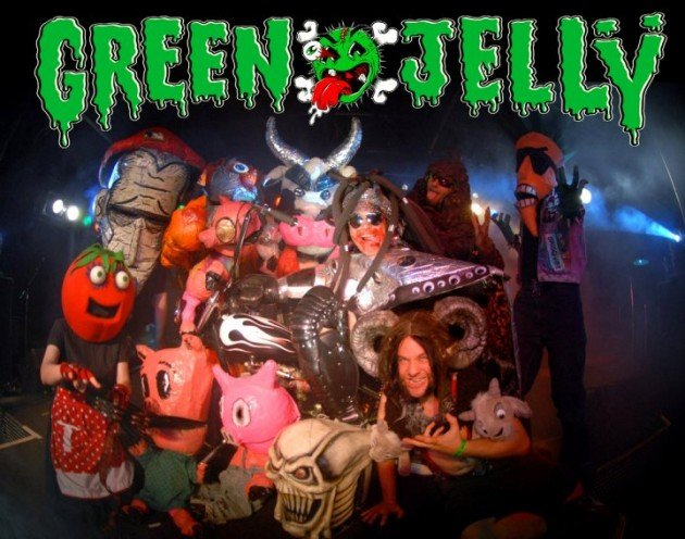 Green Jelly Band Tour
