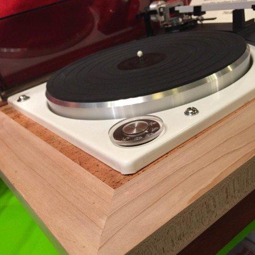 Wow & Flutter Upgraded Vintage Turntables