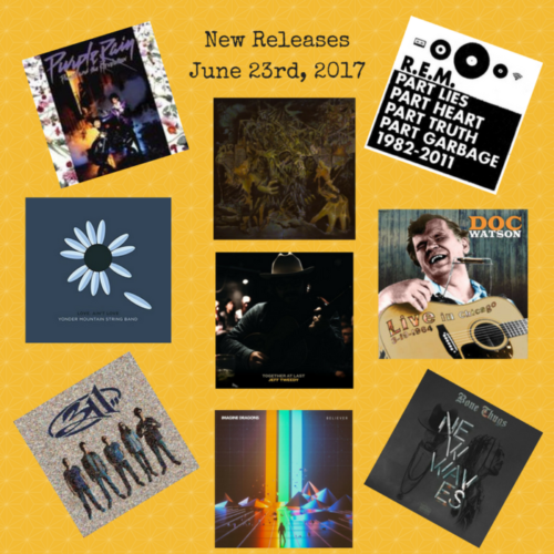 NEW RELEASES!