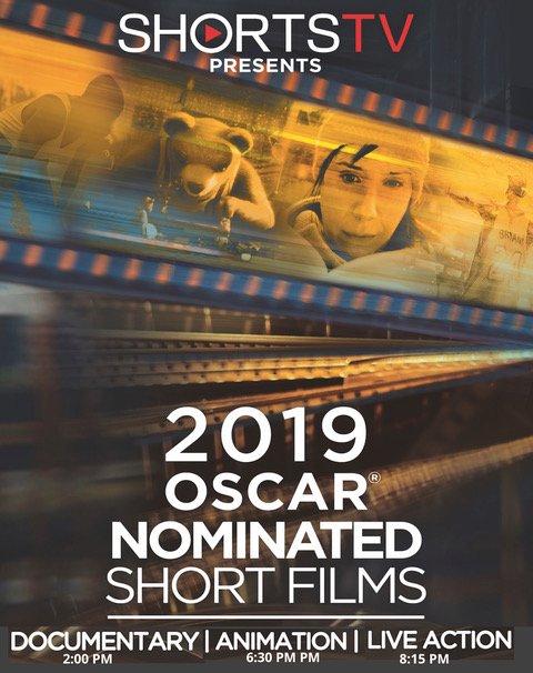 ExpiredBozeman Film Society 2019 Oscar Short Films: Day Event (Tickets available at the door)