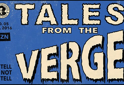 Tales from the Verge header