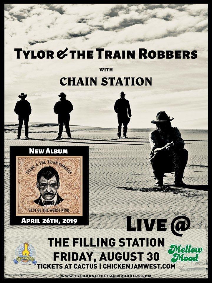 ExpiredTylor & The Train Robbers