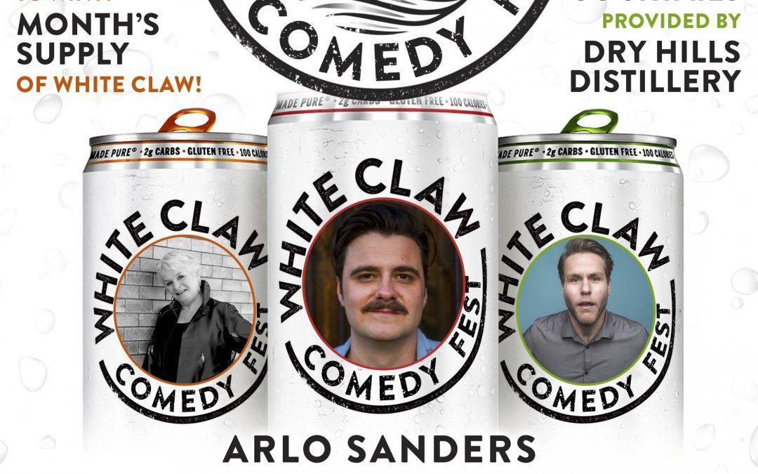 ExpiredThe White Claw Comedy Fest w/ Arlo Sanders