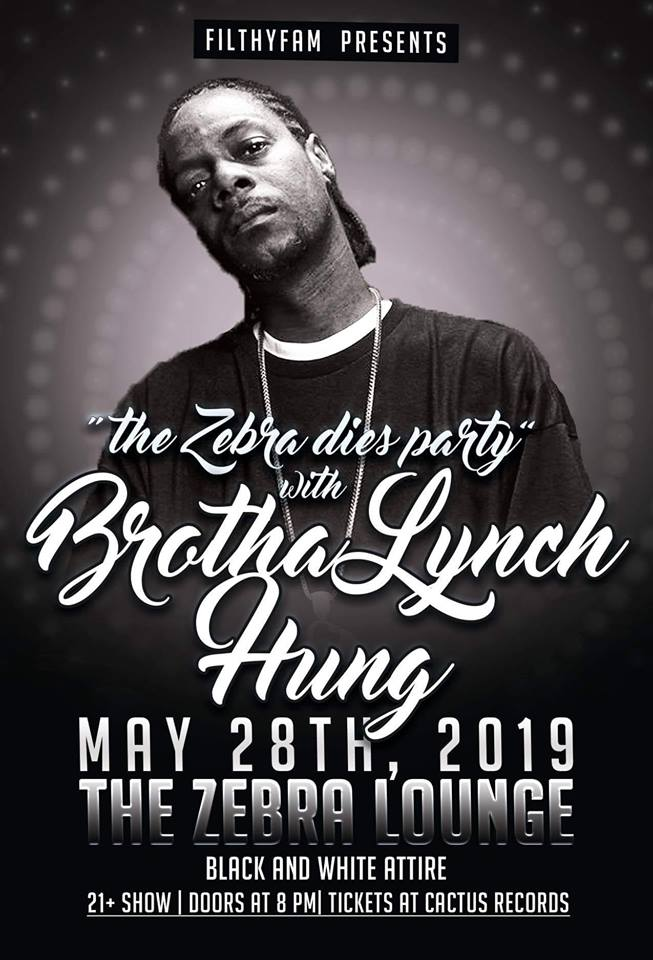 ExpiredBrotha Lynch Hung (Venue Change)