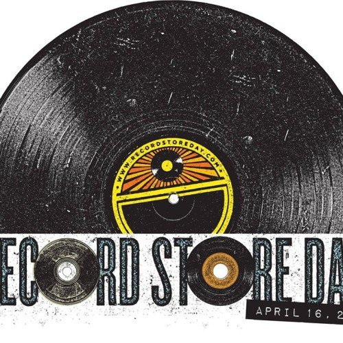 Record Store Day Saturday, April 16th!