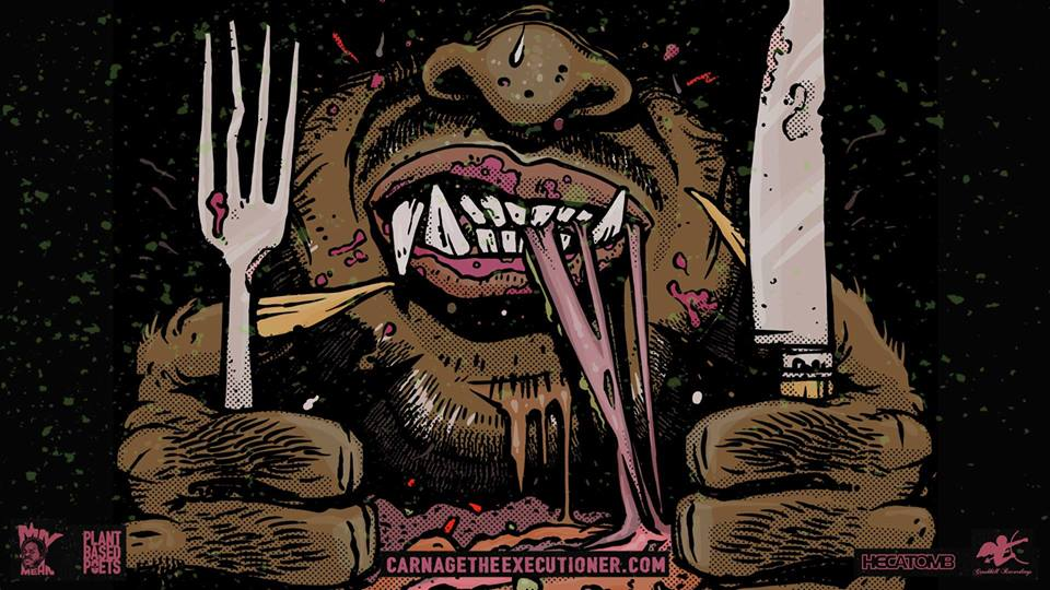 ExpiredCarnage The Executioner, STiLGONE, Sam Sqwuanch, Just Wulf