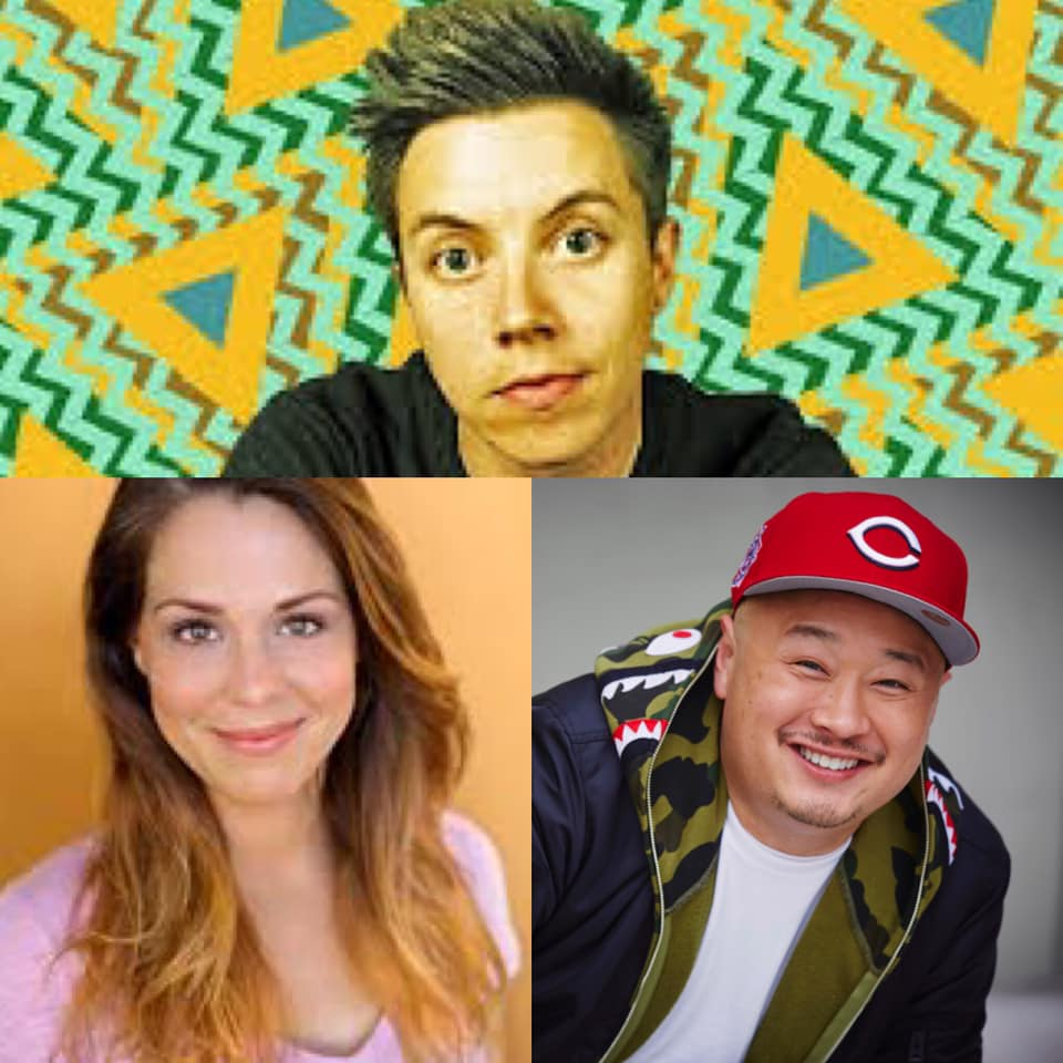 ExpiredComedy At The Emerson Opening Night: Dante Chang, Dana Moon & Grant Cotter (Tickets at the door)