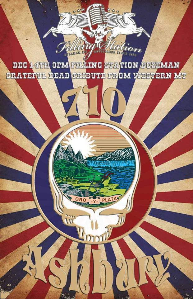 710 Ashbury Grateful Dead Tribute |