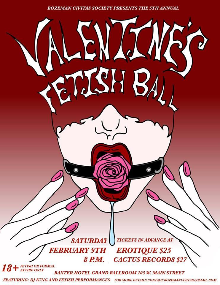 ExpiredValentine's Day Fetish Ball