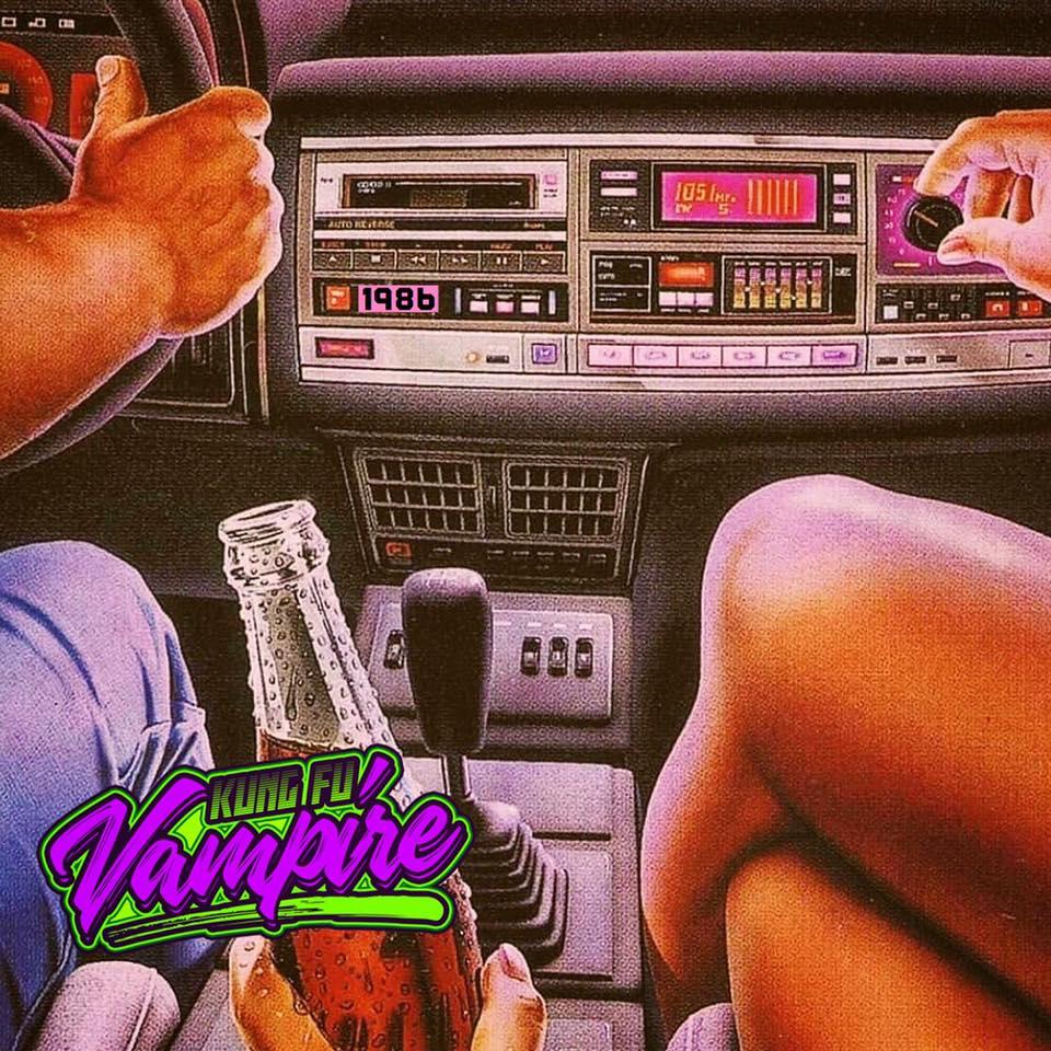 "ExpiredKung Fu Vampire ""Come Dawn"" Tour"