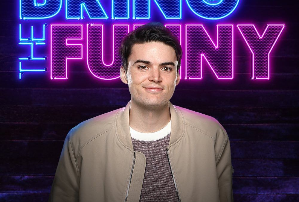 ExpiredComedian Michael Longfellow (of NBC's Bring the Funny Live!)