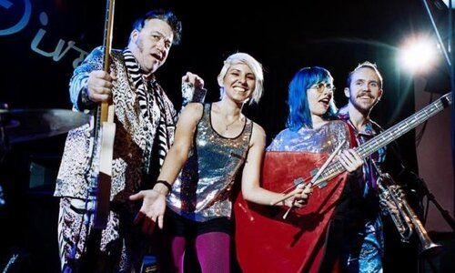 ExpiredRed Elvises at the Pine Creek Lodge CANCELLED