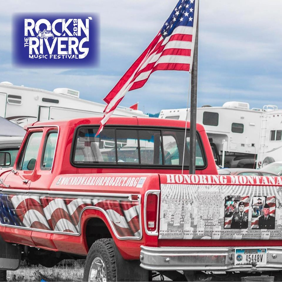 Rockin The Rivers Music Fest 2019 |