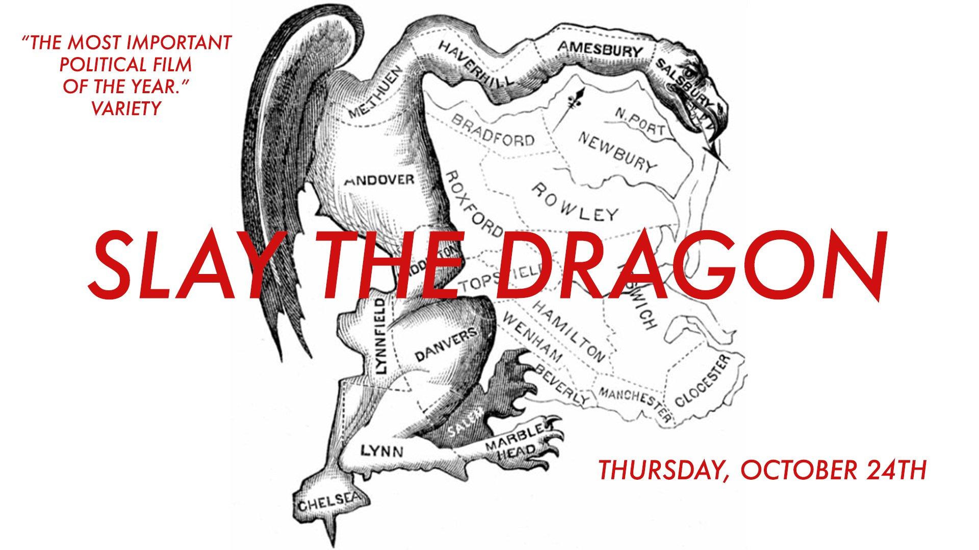 "ExpiredBozeman Doc Series presents ""Slay the Dragon"""