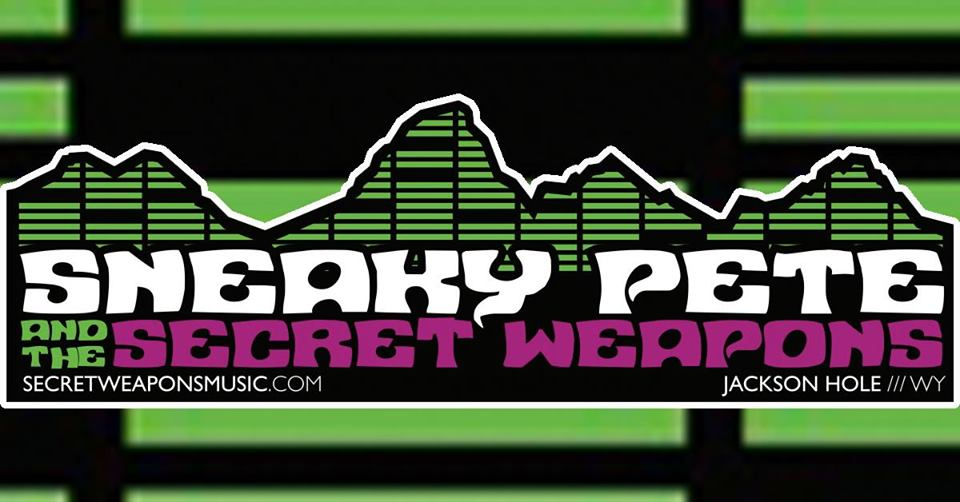 ExpiredSneaky Pete & The Secret Weapons