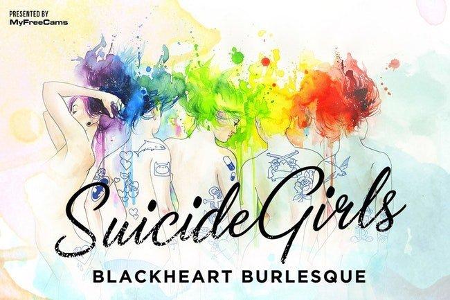 ExpiredSUICIDEGIRLS: BLACKHEART BURLESQUE – tickets available online only