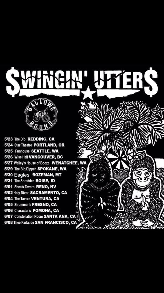 ExpiredSwingin Utters and Gallows Bound (At the door)