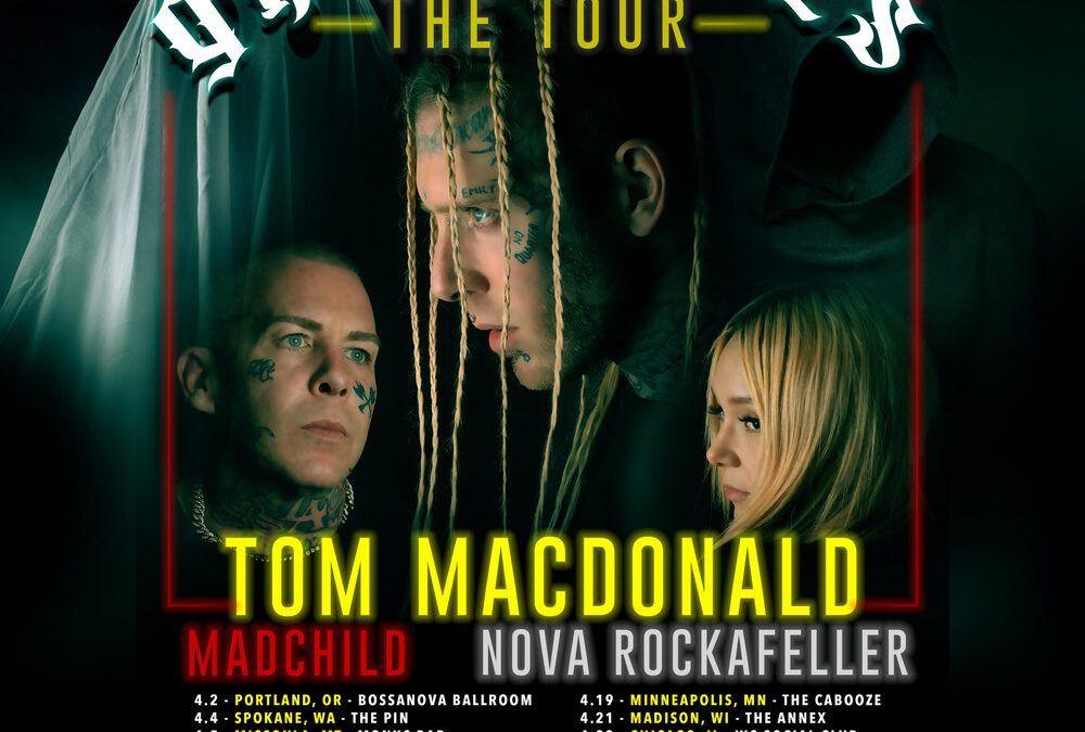 ExpiredTom MacDonald & Madchild w/ Nova Rockafeller at Monk's Bar (Missoula)