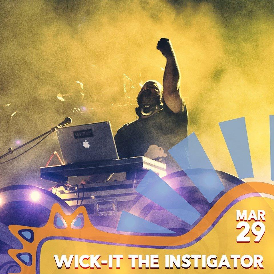ExpiredWick-it the Instigator w/ Flintlock Kernswood
