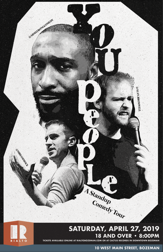 ExpiredYou People – A Stand Up Comedy Tour