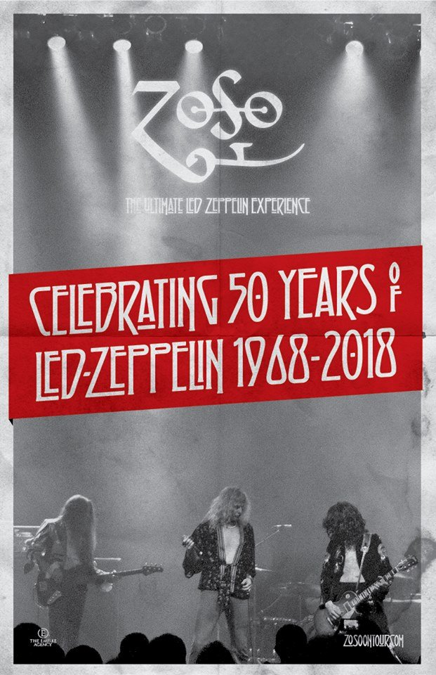ExpiredZoso: The Ultimate Led Zeppelin Experience